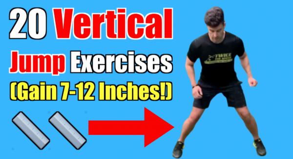 20 Vertical Jump Exercises